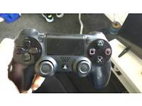 Ps4 Controller pad dualshock 4 v1 black very good condition