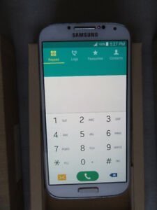 UNLOCKED WHITE SAMSUNG GALAXY S4 phone for sale