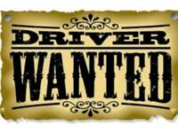 Hot Food Delivery Driver Required