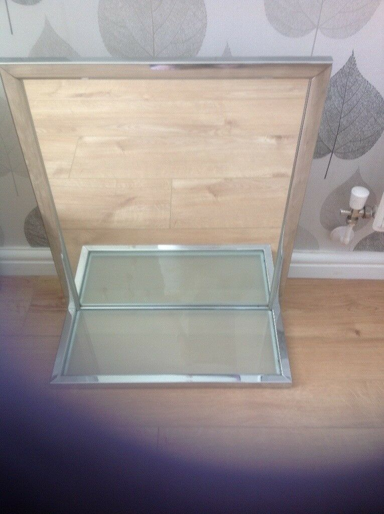 Bathroom Mirrors Gumtree bathroom mirror / shelf | in newcastle, tyne and wear | gumtree