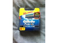 Gillette Fusion ProGlide Manual 8 Blades