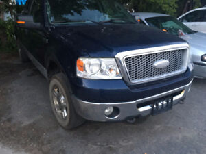 2006 Ford F-150 4x4 4 Door ** *PAUL YENDALL TRUCKS**