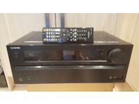 Onkyo av receiver tx nr616
