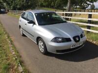 2003 Seat Ibiza 1.4 5 Door - Cambelt Changed + FULL SERVICE - BARGAIN CAR