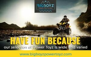 ATV's/JET SKIS/CAMPERS and more