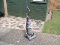 dyson dc14,upright vacuum cleaner with tools