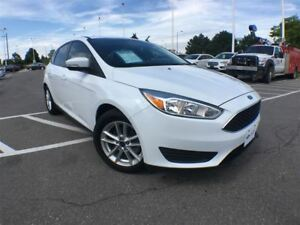 2016 Ford Focus SE,Fin Upto 72 MOnths at 1.9%+Ext Warranty Inc!!