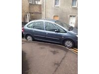 2006 Citroen Picasso Exclusive 1.6v Petrol