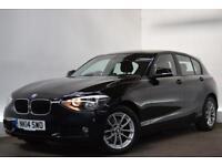 BMW 1 SERIES 2.0 120D XDRIVE SE 5d 181 BHP (black) 2014