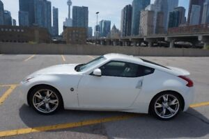 2010 Nissan 370Z Touring Sport Coupe