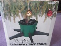 Christmas tree hydro stand (brand new)