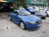 Audi TT Coupe 1.8 ( 225bhp ) 2002T quattro 4X4 FULLLEATHER EXCELLENT