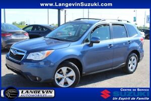 2014 Subaru Forester LIMITED/CUIR/TOIT PANORAMIQUE