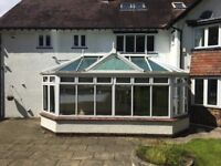 conservatory for sale, 2nd hand good condition
