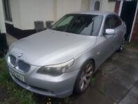 BMW 525d (auto) 2004 (on Rep. Ireland plates)