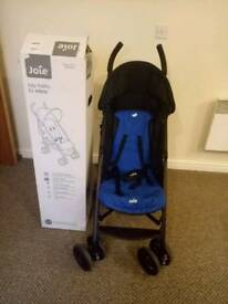 Joie stroller (blue color)