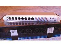 Presonus Digimax FS 8 Channel Mic Preamp AD/DA ADAT Converter
