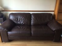 2 X two seater sofas SOLD
