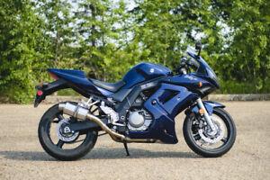 2008 Suzuki SV650s w/abs