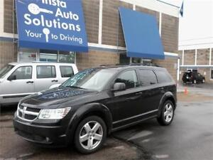 2009 Dodge Journey SXT AWD LEATHER ROOF 7 SEAT CALL TODAY