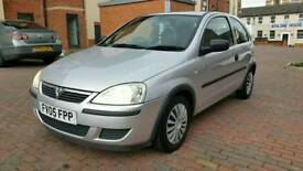 Vauxhall Corsa Life 2005, Only 58,000 miles