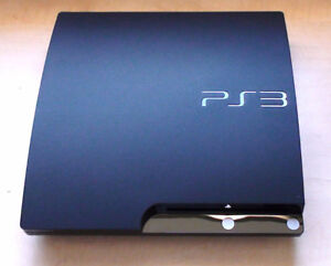 PS3 SLIM 260 GB WITH CONTROLLER - EXCELLENT CONDITION