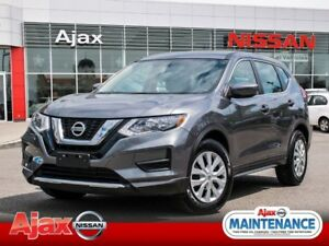 2017 Nissan Rogue S*Only 6278 kms*Accident Free