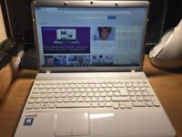 Sony Vaio HD 4GB Ram Fast Laptop 320GB,Window10,Microsoft office,Ready,Excellent condition
