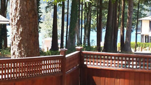 Winter rental in Cultus Lake