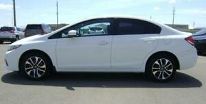 2015 Honda Civic EX Sedan  20,900km  Sunroof