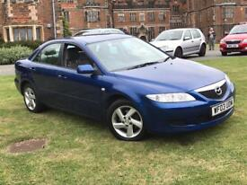 MAZDA 6 TS SALOON 👉ONLY WARRANTED 32000 MILES FROM NEW FULL SERVICE HISTORY