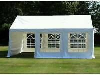 Marquee for sale 4m by 12m £400