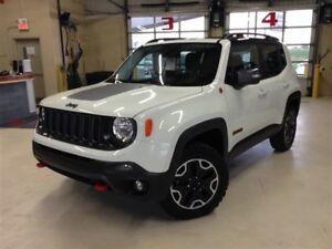 2016 Jeep Renegade TRAILHAWK.GARANTIE COMPLÈTE 5 ANS/100 000 KM
