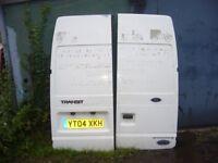 rear doors for ford transit ,semi high top model