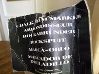Chalk Hem Marker
