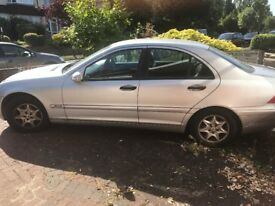 Looking for a project? Mercedes Benz non runner looking for a new home..