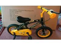 "Bumble Bee toddlers bike 10"""