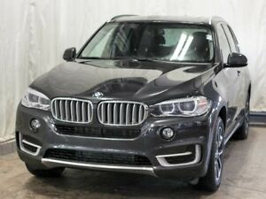 2016 BMW X5 xDrive35i AWD w/ Navigation, Leather, Alloy Wheels