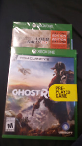 Ghost recon for Xbox one for sale
