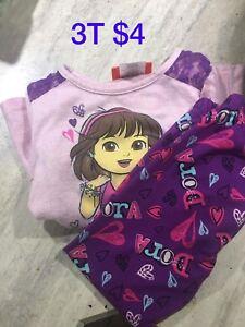 3T clothing