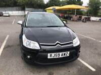 Citroen c4 vts limited edition 2010 lady owner clean car px swap wel drive away bargain