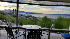 Beautiful, Lake Havasu City lakeside vacation rental