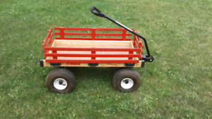 Wooden Wagon - Excellent condition