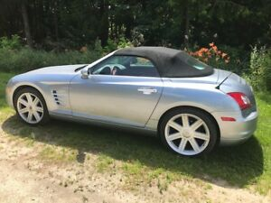 the BEST CHRYSLER CROSSFIRE CONVERTIBLE IN ONTARIO
