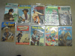 1950's & 60's Western Comics