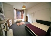 MASSIVE DOUBLE BEDROOM available in this house share with ALL BILLS INCLUDED - AVAILABLE NOW