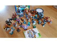 Xbox Skylanders Giants 29 figures