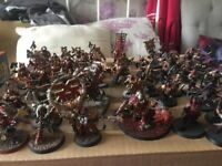 Warhammer Age of Sigmar Job lot.