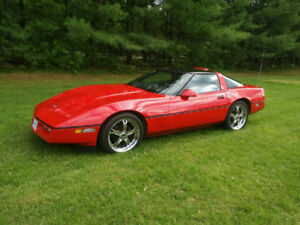 REDUCED for Quick Sale - 1986 Performance Corvette