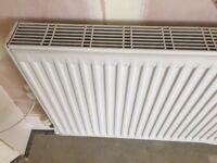Double convector radiators £10 each various sizes